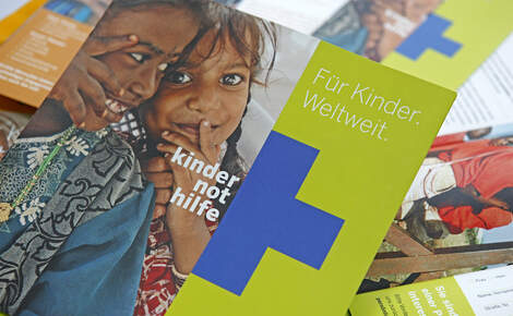 Kindernothilfe's Publications