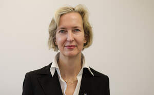 Katrin Weidemann, Executive Director and Chairperson of the Board of Directors (Source: Bastian Strauch)