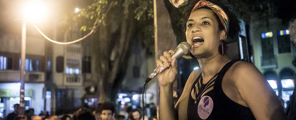 Marielle Franco. (Fuente: Mídia NINJA [CC BY-SA 2.0  (https://creativecommons.org/licenses/by-sa/2.0)], via Wikimedia Commons)