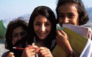 Afghanistan: Education changes everything