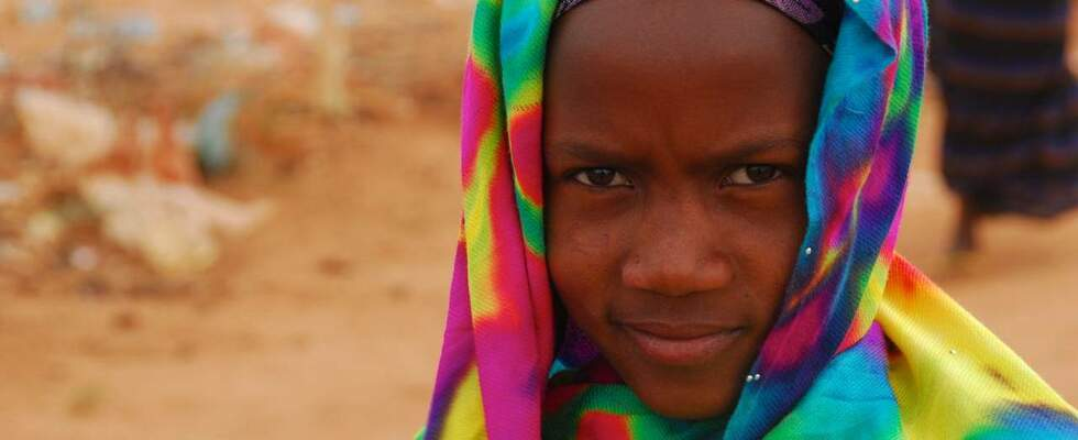 Girl at the Ethiopian-Somali border. (Source: Dietmar Roller)